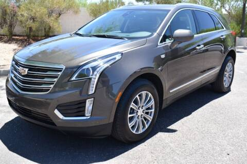2019 Cadillac XT5 for sale at AMERICAN LEASING & SALES in Tempe AZ