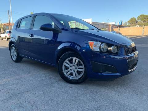 2014 Chevrolet Sonic for sale at Boktor Motors in Las Vegas NV