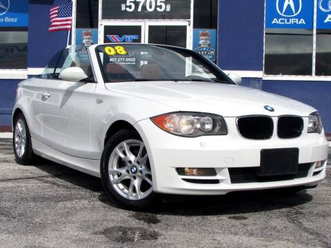 2008 BMW 1 Series for sale at Orlando Auto Connect in Orlando FL