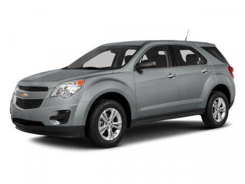 2014 Chevrolet Equinox for sale at Jimmys Car Deals at Feldman Chevrolet of Livonia in Livonia MI
