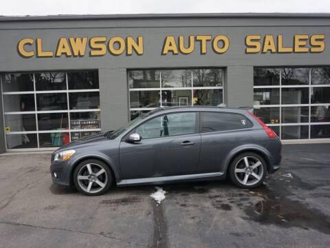 2012 Volvo C30 for sale at Clawson Auto Sales in Clawson MI