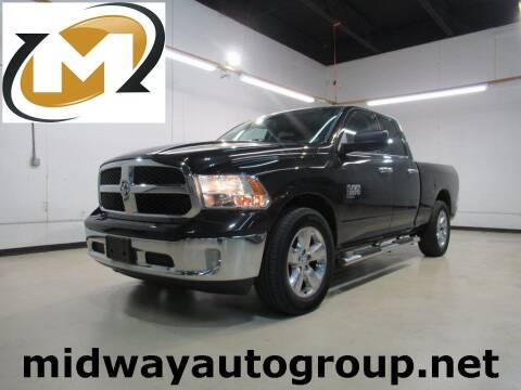 2019 RAM Ram Pickup 1500 Classic for sale at Midway Auto Group in Addison TX