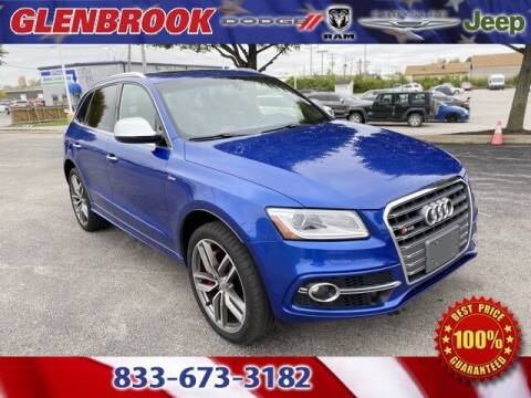2016 Audi SQ5 for sale at Glenbrook Dodge Chrysler Jeep Ram and Fiat in Fort Wayne IN