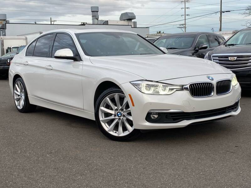 2017 BMW 3 Series for sale at Lux Motors in Tacoma WA