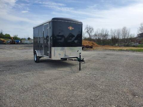 2020 Carry-On Trailer 6X12 CARGO for sale at STAUNTON TRACTOR INC - trailers in Staunton VA