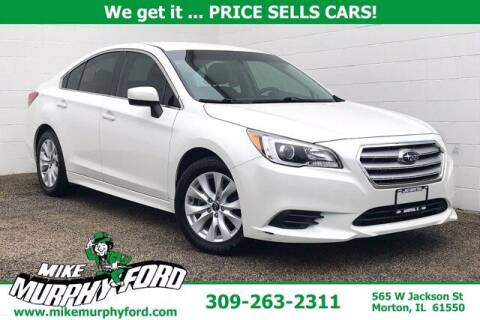 2015 Subaru Legacy for sale at Mike Murphy Ford in Morton IL