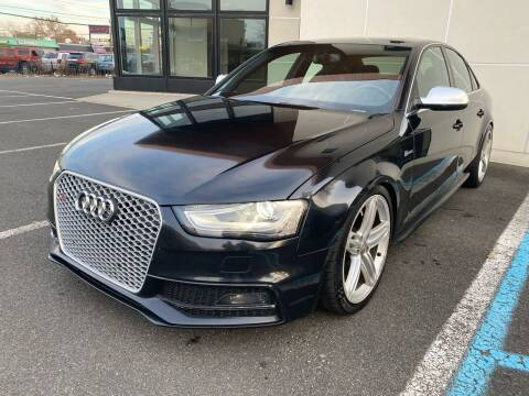2013 Audi S4 for sale at MAGIC AUTO SALES in Little Ferry NJ