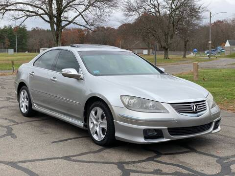 2008 Acura RL for sale at Choice Motor Car in Plainville CT