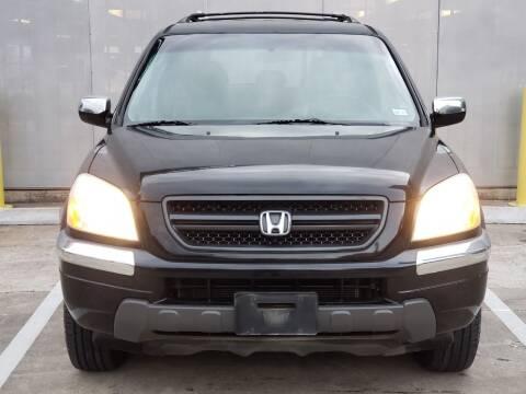 2004 Honda Pilot for sale at Delta Auto Alliance in Houston TX