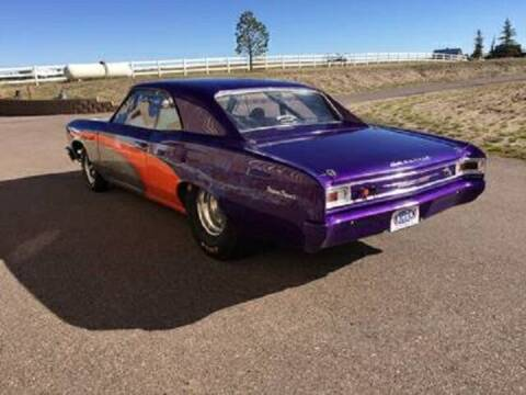 1966 Chevrolet Chevelle for sale at Haggle Me Classics in Hobart IN