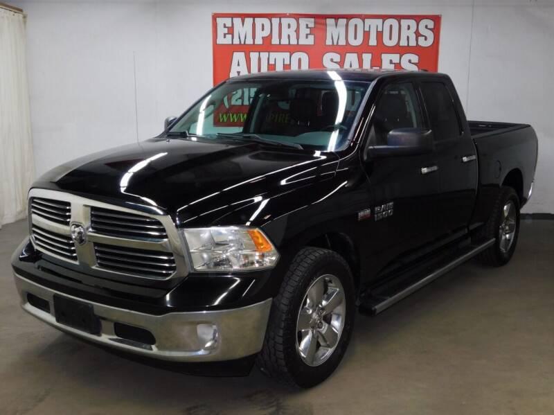 2014 RAM Ram Pickup 1500 for sale at EMPIRE MOTORS AUTO SALES in Philadelphia PA