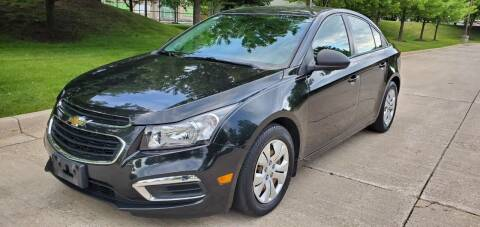 2016 Chevrolet Cruze Limited for sale at Western Star Auto Sales in Chicago IL