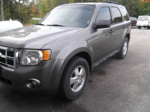 2010 Ford Escape for sale at Clucker's Auto in Westby WI