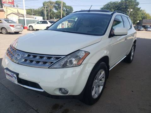 2006 Nissan Murano for sale at Gordon Auto Sales LLC in Sioux City IA