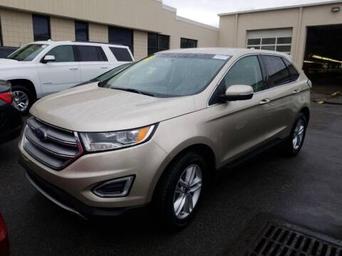2017 Ford Edge for sale at Cj king of car loans/JJ's Best Auto Sales in Troy MI