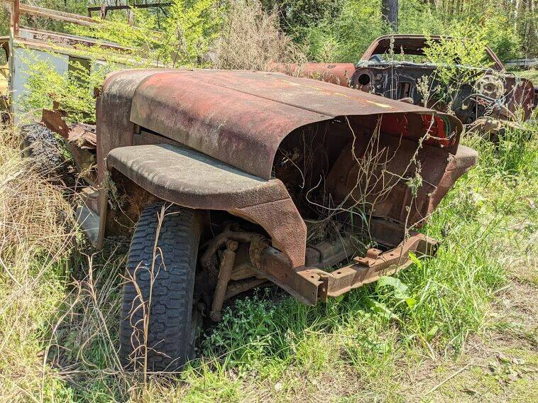 1951 Willys Jeepster for sale in Gray Court, SC