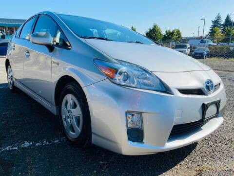 2010 Toyota Prius for sale at House of Hybrids in Burien WA