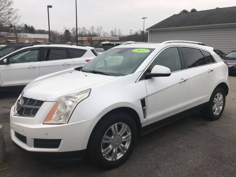 2012 Cadillac SRX for sale at Capital Auto Sales in Providence RI
