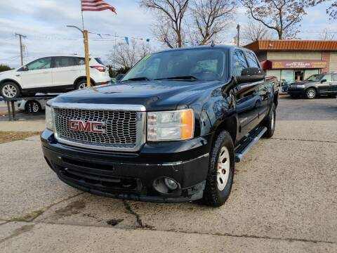 2011 GMC Sierra 1500 for sale at Lamarina Auto Sales in Dearborn Heights MI