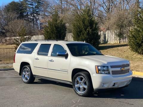 2012 Chevrolet Suburban for sale at Superior Wholesalers Inc. in Fredericksburg VA