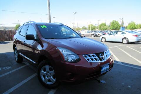 2014 Nissan Rogue Select for sale at Choice Auto & Truck in Sacramento CA