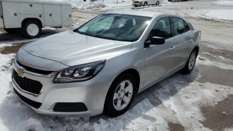 2014 Chevrolet Malibu for sale at Best Car Sales in Rapid City SD