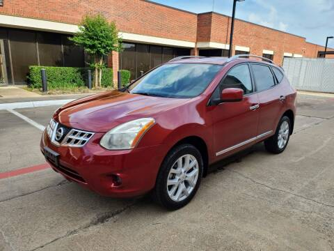 2011 Nissan Rogue for sale at DFW Autohaus in Dallas TX