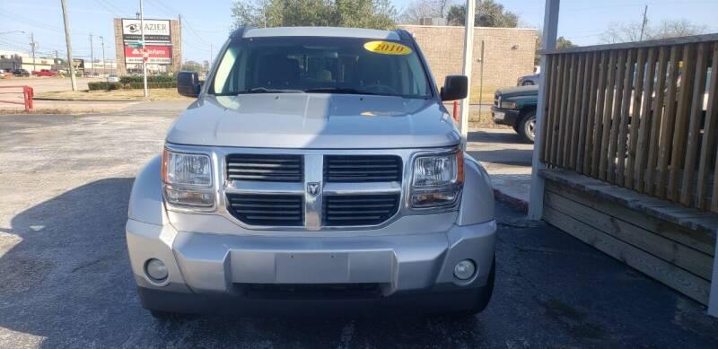 2010 Dodge Nitro for sale at Anthony's Auto Sales of Texas, LLC in La Porte TX