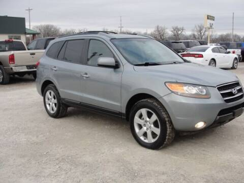 2007 Hyundai Santa Fe for sale at Frieling Auto Sales in Manhattan KS