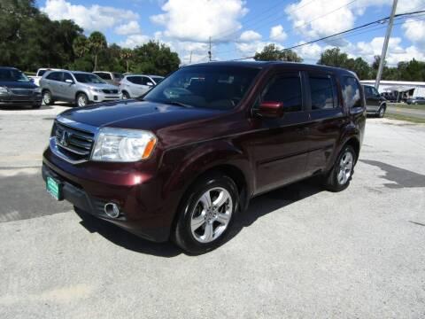 2012 Honda Pilot for sale at S & T Motors in Hernando FL