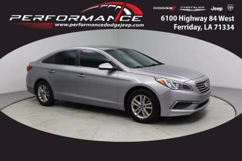 2017 Hyundai Sonata for sale at Auto Group South - Performance Dodge Chrysler Jeep in Ferriday LA