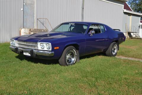 1974 Plymouth Satellite for sale at Dave's Auto Sales in Winthrop MN