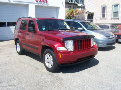 2011 Jeep Liberty for sale at Dambra Auto Sales in Providence RI