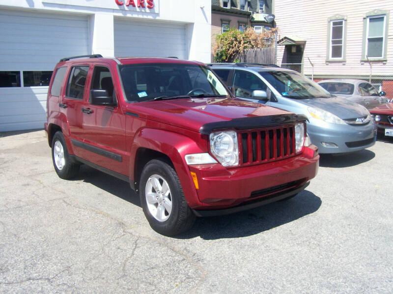 2011 Jeep Liberty for sale at Dambra Auto Sales in Providence RI