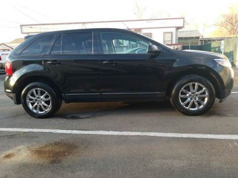 2012 Ford Edge for sale at Freds Auto Sales LLC in Carson City NV