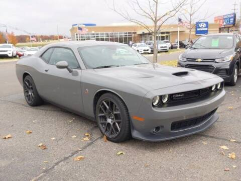 2019 Dodge Challenger for sale at Jimmys Car Deals in Livonia MI