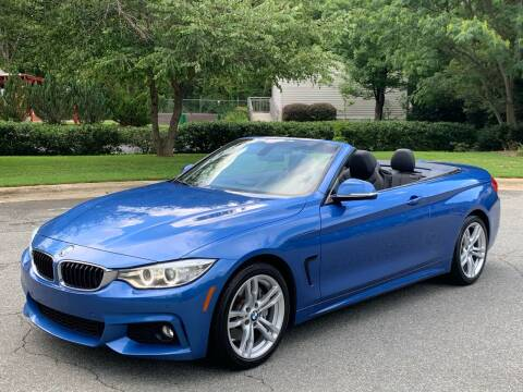 2014 BMW 4 Series for sale at Triangle Motors Inc in Raleigh NC