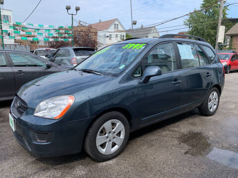 2009 Kia Rondo for sale at Barnes Auto Group in Chicago IL