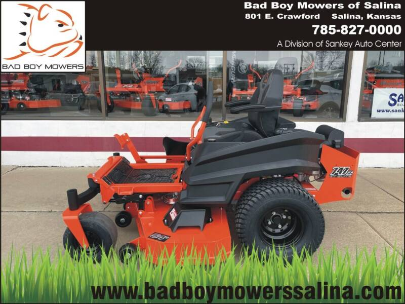 Bad Boy ZT Elite 54  (#7214) for sale at Bad Boy Mowers Salina in Salina KS