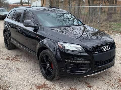 2015 Audi Q7 for sale at Kingz Auto Sales in Avenel NJ
