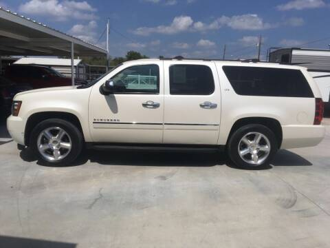 2013 Chevrolet Suburban for sale at Bostick's Auto & Truck Sales LLC in Brownwood TX
