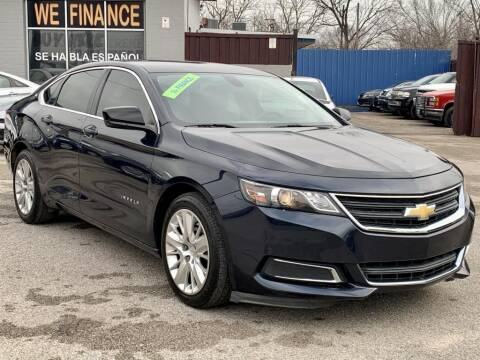 2014 Chevrolet Impala for sale at Stanley Automotive Finance Enterprise - STANLEY DIRECT AUTO in Mesquite TX