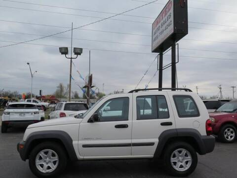 2003 Jeep Liberty for sale at United Auto Sales in Oklahoma City OK