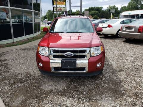 2011 Ford Escape for sale at Fansy Cars in Mount Morris MI