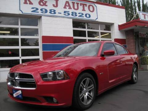 2012 Dodge Charger for sale at K & J Auto Rent 2 Own in Bountiful UT