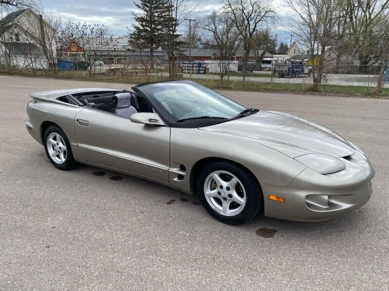 2001 Pontiac Firebird for sale at Dussault Auto Sales in Saint Albans VT