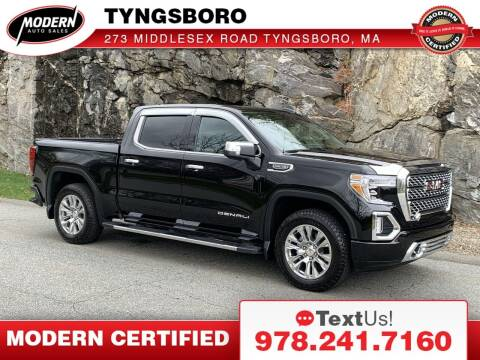 2019 GMC Sierra 1500 for sale at Modern Auto Sales in Tyngsboro MA