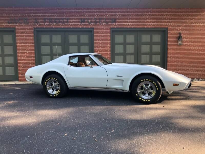 1975 Chevrolet Corvette for sale at Jack Frost Auto Museum in Washington MI