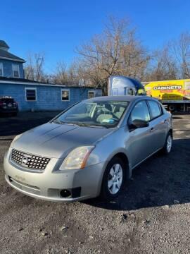 2008 Nissan Sentra for sale at Hamilton Auto Group Inc in Hamilton Township NJ