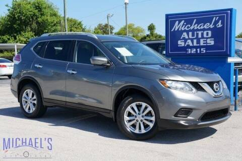 2016 Nissan Rogue for sale at Michael's Auto Sales Corp in Hollywood FL